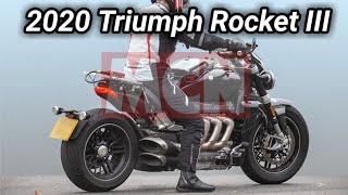 10. 2020 Triumph Rocket III - New King Of Muscle Bikes.