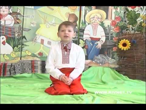 """Дитяча телестудія """"Рівне 1"""" [47-й випуск]"""