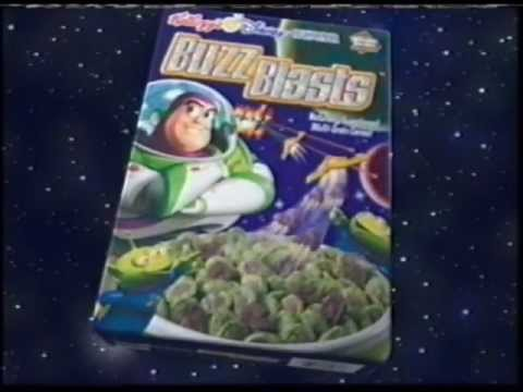 Disney Cereal Ads From 2002