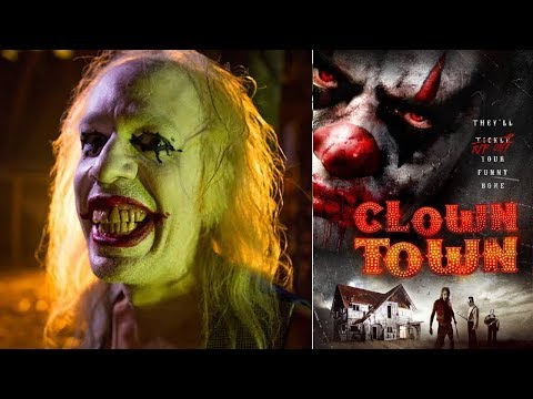 Clown Town (2016 ) |  Watch Full Movies Online |  Latest Hollywood Movies