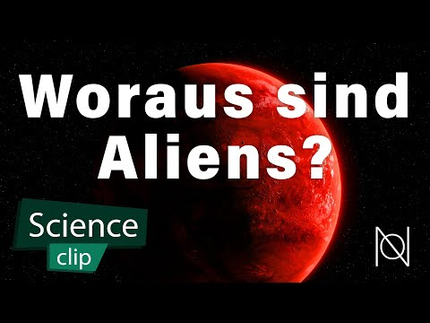 Woraus bestehen Aliens?