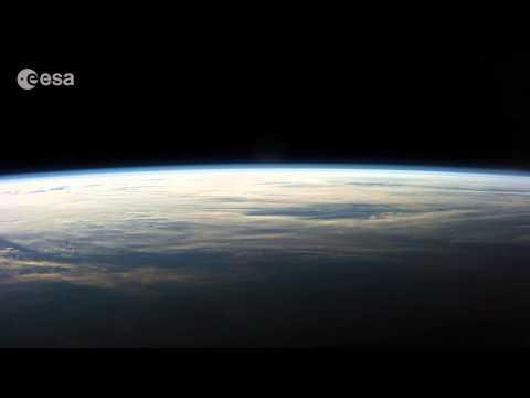 Un Time-Lapse muestra la Tierra desde el Espacio durante Cuatro Años