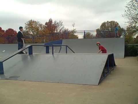 Van Dyke Skatepark