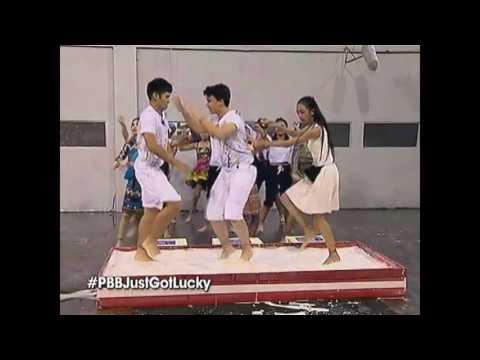 PBB7 Day 29: Teen Housemates, nagpakitang gilas sa kanilang unang lucky task