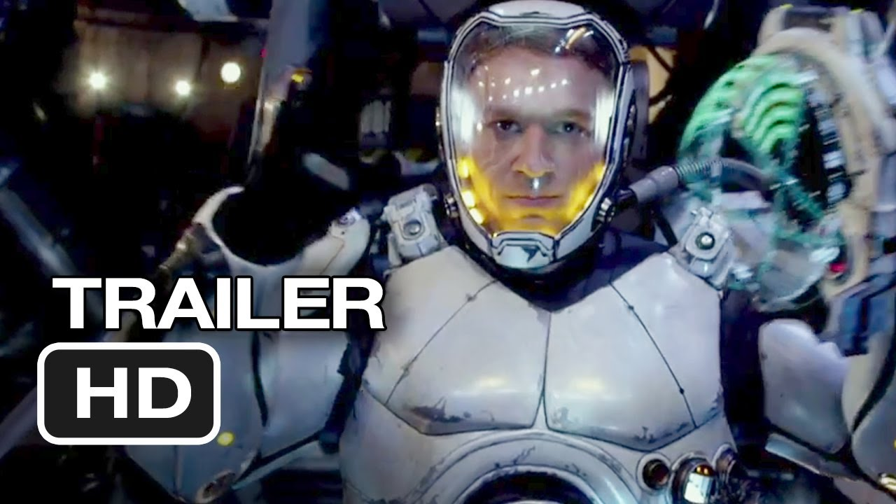 Movie Trailer #2: Pacific Rim (2013)