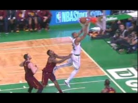 BREAKING NEWS! JR SMITH WILL NOT BE PUNISHED FOR DIRTY FOUL ON AL HORFORD AND MUSHING MARCUS SMART!