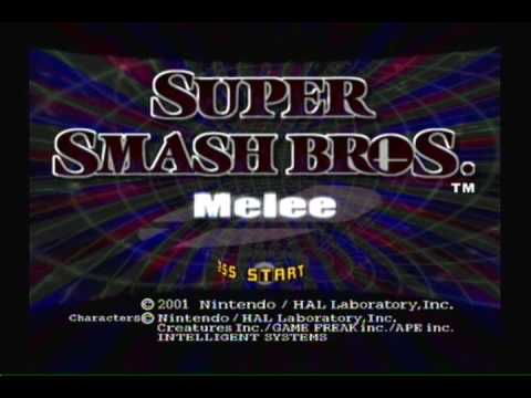 super smash bros melee gamecube youtube