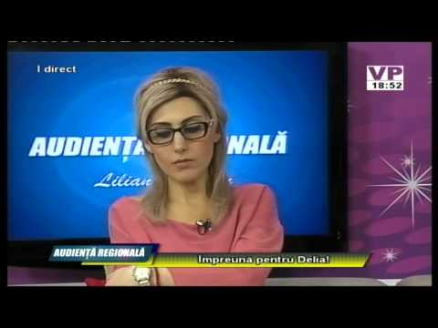Emisiunea Audiență regională – Împreună pentru Delia – 7 aprilie 2015