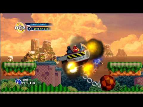 Sonic the Hedgehog 4 Episode 1 Interview de Ken Balough