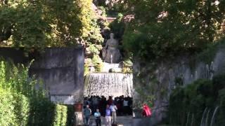 Tivoli Italy  city photo : The Fountains of Villa d'Este in Tivoli, Italy: Renaissance Estate and Gardens from 16th Century