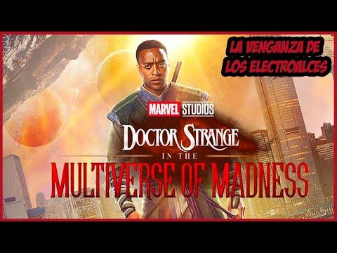 ¡Se Revela al Villano de Doctor Strange y el Multiverso de la Locura!