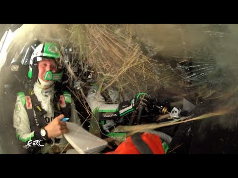 2018 Cyprus Rally - SS9 Nordgren CRASH