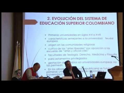 Sesión 2. La formación del ciudadano colombiano dentro de un mundo globalizado.   ''.