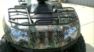 8. Review: 2012 Arctic Cat 450I EFI Advantage Timber Camo