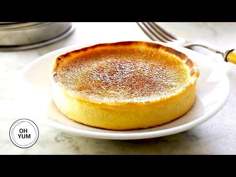 Pumpkin Crème Brûlée Tarts | Oh Yum With Anna Olson