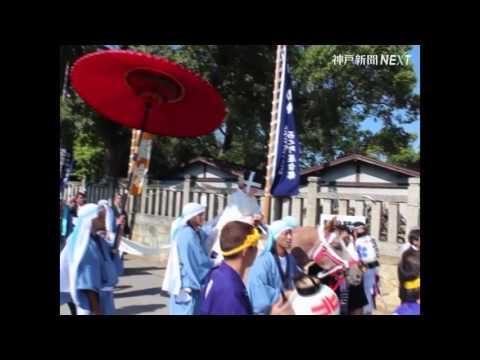 高砂・曽根天満宮本宮 播磨伝統の秋祭り
