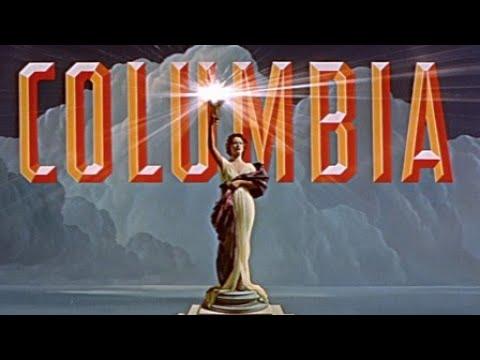 Columbia logo - The Violent Men (1955)