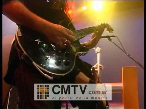Almafuerte video Hombre peste - CM Vivo 2000