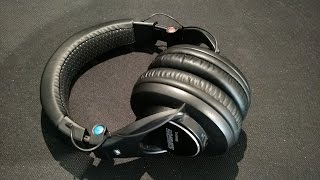 Download Lagu Z Review - Shure SRH840 (M50x wish they were here) Mp3
