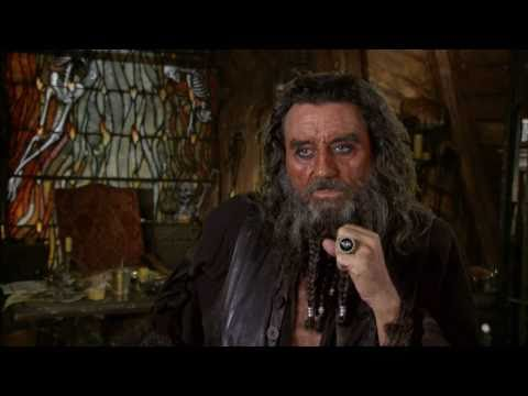 Ian McShane 'Pirates of the Caribbean: On Stranger Tides' Interview