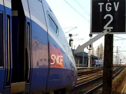 Voyage en cabine TGV Duplex