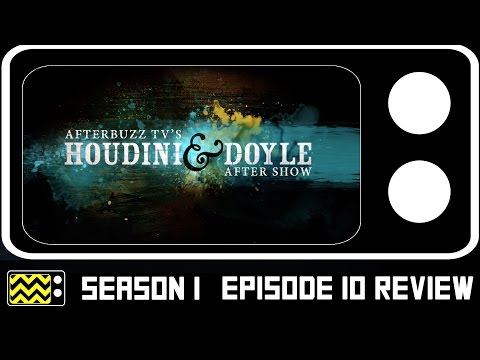Houdini & Doyle Season 1 Episode 10 Review & After Show | AfterBuzz TV