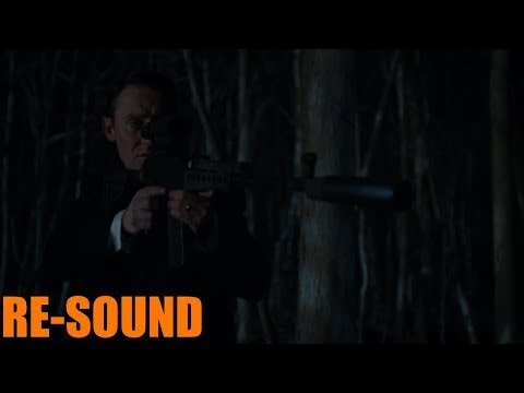 Marvel's The Punisher 2x03 - Forest Shootout Scene (Re-Sound) (1080p)