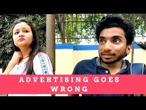 When Advertising Goes Wrong | Chote Miyan