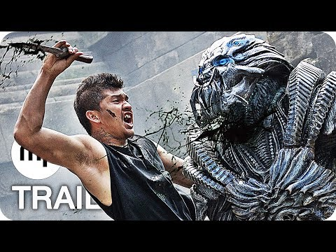Beyond Skyline Trailer German Deutsch Exklusiv (2018)