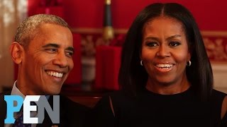 Video The Final Interview With The Obamas (Full Interview) | PEN | Entertainment Weekly MP3, 3GP, MP4, WEBM, AVI, FLV Oktober 2017