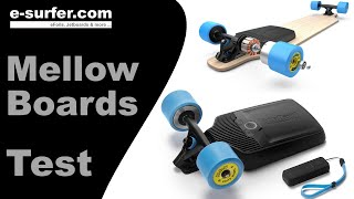 Mellow Board Test - The best electric skateboard conversion kit
