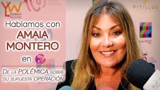 Video AMAIA MONTERO responde a las CRÍTICAS por su supuesta operación estética | LA NOCHE DE CADENA 100 MP3, 3GP, MP4, WEBM, AVI, FLV Juni 2018