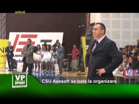 CSU Asesoft se bate la organizare