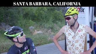 Phil and his guest Michael Muhney tackle the Gibraltar, the beautiful but unforgiving climb made famous by the Tour of California, with guidance of Phil's go...