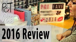 """Last year my Polymer Clay Tutor 2015 review video was so popular, that I decided to do another favorite products and supplies review again this year for 2016.There were a lot of new products released in the past 12 months, and I could not possible cover them all in just one video, but here are the ones that I keep coming back to over and over again.Make sure to leave a comment about your favorite products this year and ones you would like to see me review in 2017.Do watch to the end of the video, for a sneak peak at some of the products I will be reviewing early in 2017. Enjoy and let's all have a Happy 2017 year of Polymer Clay Fun :)As mentioned in the video, I have put together a comprehensive list of links to both the product videos that I did on these products over the past year, and to the affiliate links to where you can buy them. Please visit our PcT blog (Video #763) for more info... http://www.beadsandbeading.com/blog/?p=20503Polymer Clay Tutor, Cindy Lietz & Doug Lietz""""Love What You make... Make what You make."""""""