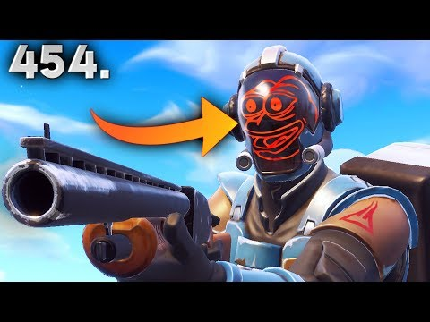Fortnite Daily Best Moments Ep.454 (Fortnite Battle Royale Funny Moments) (видео)