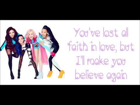 Tekst piosenki Little Mix - Make You Believe po polsku