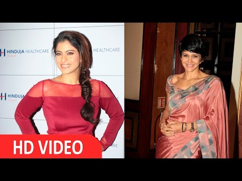 Kajol & Mandira Bedi Supports Womens Wellness UNCUT