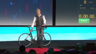 Passionate cycler Vlad Savchenko rethinks bike sensors and the current way they are being manufactured with magnets that often get damaged due to shifting -- but as with any problem, there is the danger of overthinking. We are reminded, in this reflective talk, to step back and be objective when approaching challenges. TEDArchive presents previously unpublished talks from TED conferences.Enjoy this unedited talk by Vlad Savchenko.Filmed at TEDActive 2014.NOTE: Comments are disabled on this video. We made this difficult decision for the TED Archive because we believe that a well-moderated conversation allows for better commentary from more people and more viewpoints. Studies show that aggressive and hateful comments silence other commenters and drive them away; unfortunately, YouTube's comment moderation tools are simply not up to the task of allowing us to monitor comments on so many videos at once. (We'd love to see this change, YouTube.) So for now, if you'd like to comment on this talk, please use Facebook, Twitter or G+  to discuss with your networks.