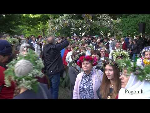 Download Rasos šventė Verkių parke (fragmentai) hd file 3gp hd mp4 download videos