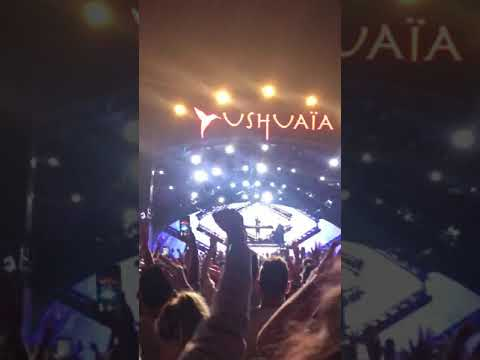 Big David Guetta at Ushuaia Ibiza | Robin Shulz |