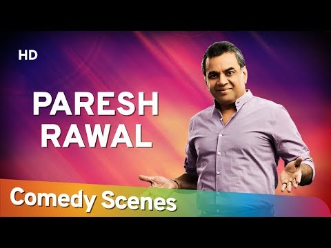 Funny movies - Paresh Rawal Comedy - Hit Comedy Scenes - परेश रावल हिट्स कॉमेडी - Shemaroo Bollywood Comedy