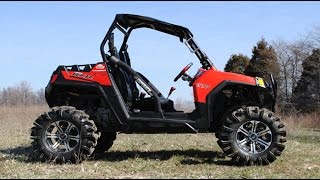 8. 2015 Polaris RZR 570 - Full technical information - Price and release date