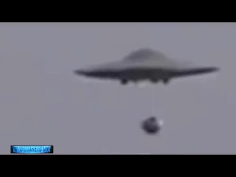 CRAZY UFO Crash Caught On Video? Broad Daylight USO Sighting!! 3/12/2017