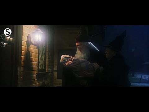 Harry Potter And The Sorcerers Stone Opening Scene