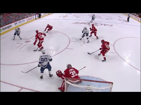 Video: Kucherov picks up 6th goal of season against Red Wings