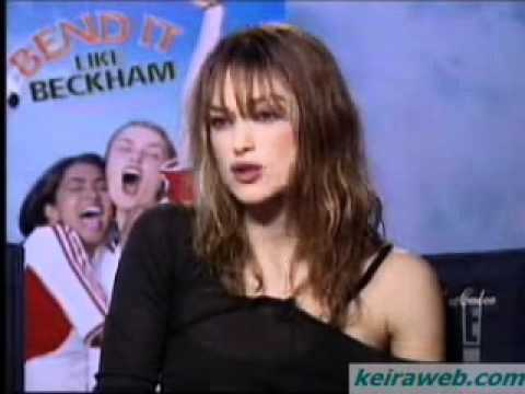 Keira Knightley profile - King Arthur, Pirates of the Caribbean, Bend It Like Beckham