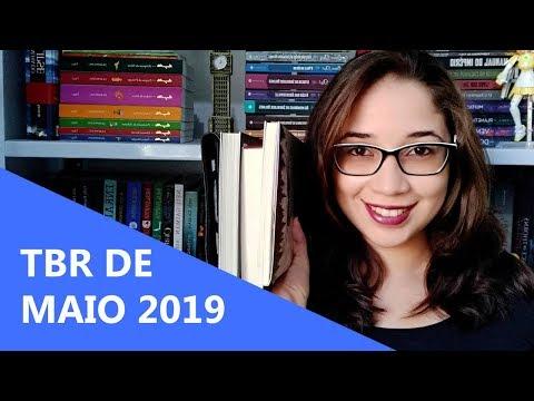 TBR DE MAIO 2019 ? | Biblioteca da Rô