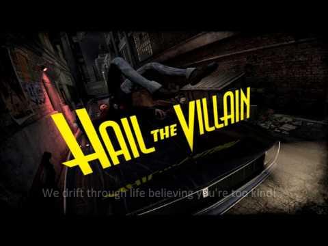 Evil Has A Name - Hail the Villain [Lyrics][HD]