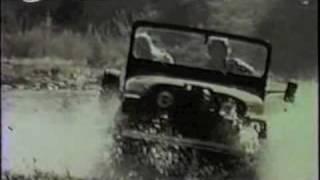 AMC Jeep CJ-5 Commercial